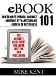 EBook 101- How to Write, Publish, and Make a Fortune with a Bestselling eBook in 30 Days or Less