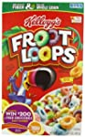 Kelloggs Fruit Loops 481 g, USA Versi...