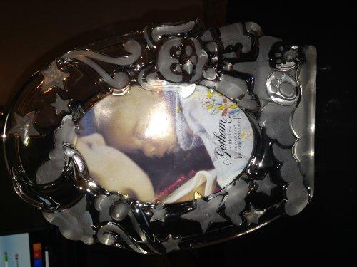Gorham Sentimental Traditions Crystal Baby Frame
