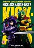 Kick-Ass/Kick-Ass 2 [DVD + UV copy] [2013]