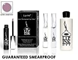 LIP INK Organic Vegan 100% Smearproof Lip Stain Kit - Ultra Amethyst