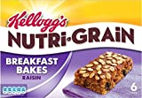 Kellogg's Nutri-Grain Breakfast Bakes Raisin (6x45g)