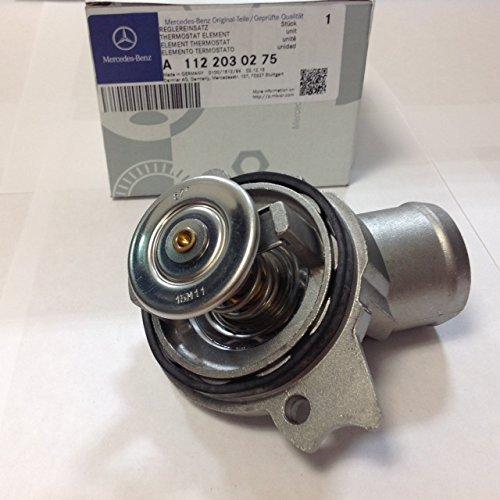 Stribel engine cooling fan controller fits 2000 2005 for Mercedes benz engine coolant