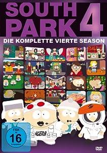 DVD SOUTH PARK - SEASON 4