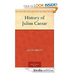 Logo for History of Julius Caesar