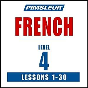 French Level 4 Speech