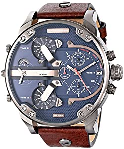 Reloj Diesel Mr. Daddy Dz7314 Hombre Azul