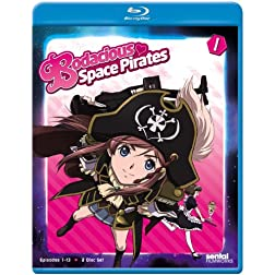 Bodacious Space Pirates [Blu-ray]