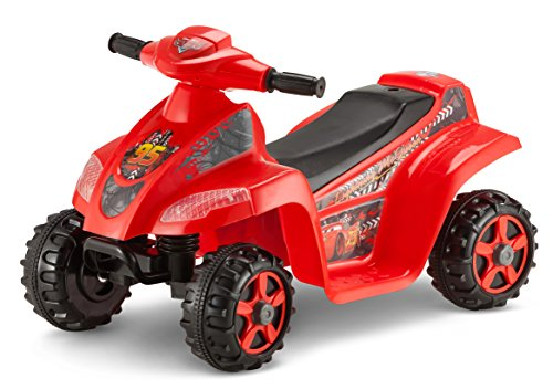 Sale!! Kid Trax Cars 6V Toddler Quad Ride On