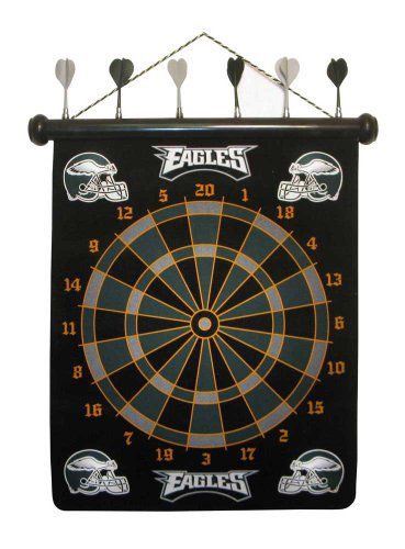 NFL Philadephia Eagles Dart Board at Amazon.com