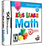 Kids Learn Math: A+ Edition - Nintendo DS