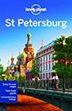 img - for Lonely Planet St Petersburg (Travel Guide) book / textbook / text book