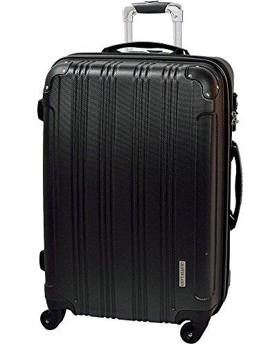 TSAロック搭載 スーツケース キャリーバッグ FK21001 メッシュアーマーQueendom レイヴン(黒色系) S型(1~3日用) 国内/国際線持込可能