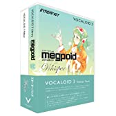 VOCALOID 3  Megpoid Whisper
