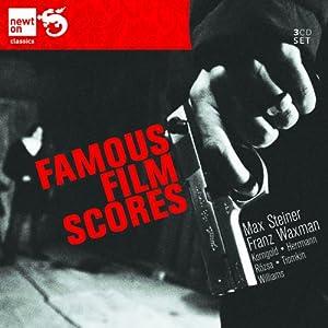 Waxman Steiner Famous Film Scores ton Classics 8802104 from Newton Classics
