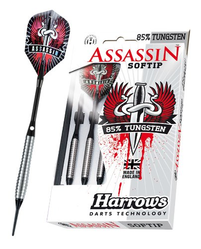 Harrows ASSASSIN 18gR SP [soft] high purity has been making models (85% tungsten.