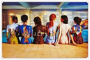 Pink Floyd (Back Catalogue) Music Maxi Poster Print - 61x91 cm No frame