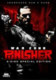 NEW Punisher-war Zone (DVD)
