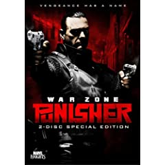 """ENTER TO WIN A COPY OF """"PUNISHER: WAR ZONE"""" 5"""
