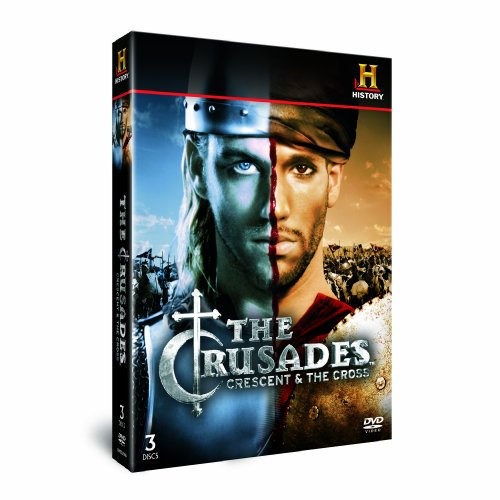 The Crusades: Crescent and the Cross (3-Disc) [DVD]