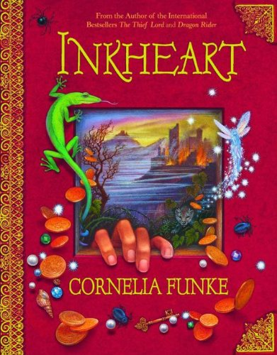 Inkheart (Inkheart Trilogy) book cover