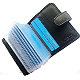 LEATHER WALLET CREDIT CARD HOLDER CASE BY ARRON LEATHER