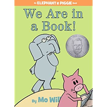 Set A Shopping Price Drop Alert For We Are in a Book! (An Elephant and Piggie Book)