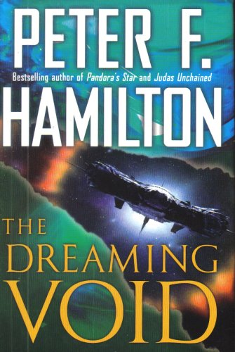 Image of THE DREAMING VOID [THE VOID TRILOGY, BOOK 1] BY PETER F. HAMILTON