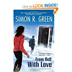 From Hell With Love: A Secret Histories Novel by Simon R. Green