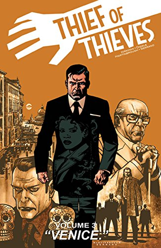 Thief of Thieves Volume 3: Venice