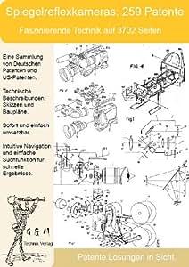 Spiegelreflexkamera: 259 Patente faszinierendes Wissen!