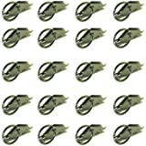 "20 Pack of E-Track O-Rings, 2"" E-Track Rings for Enclosed Trailers"