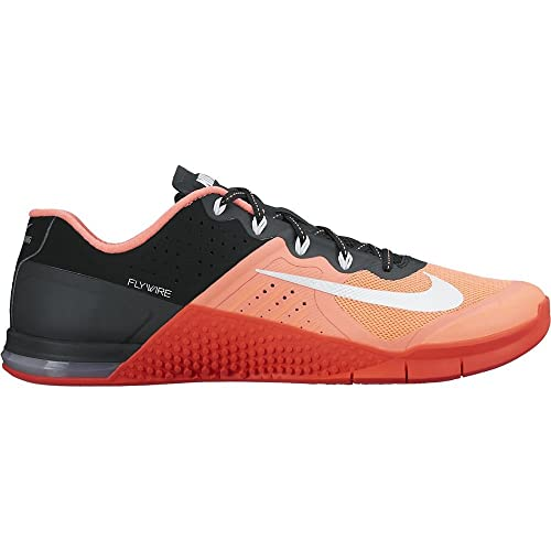 Nike Metcon 2 Training Shoe Sz 9 Womens Cross Training Shoes Orange New In Box