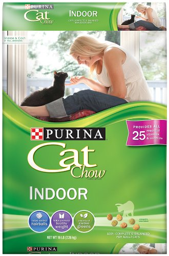 Purina Cat Chow Indoor Dry Cat Food 16lb