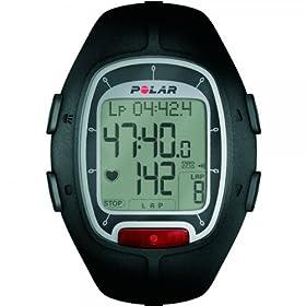博能Polar RS100 Heart Rate Monitor and Stopwatch多功能运动心率表$62.49
