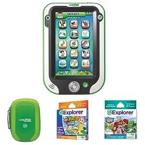 LeapFrog LeapPad Ultra Starter Kit - Green