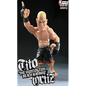 World of MMA Champions #1 ティト・オーティズ