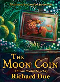 The Moon Coin by Richard Due ebook deal