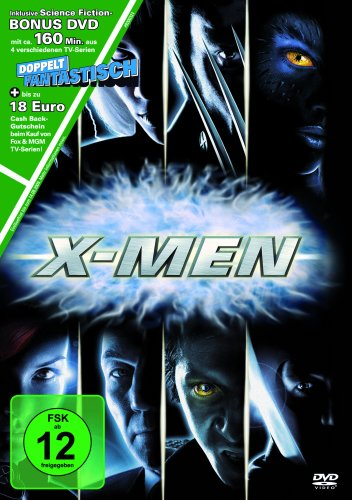X-Men (+ Bonus DVD TV-Serien)