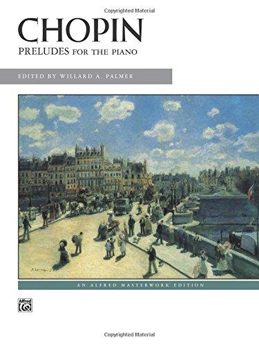Chopin -- Preludes (Alfred Masterwork Edition) (Chopin Preludes compare prices)