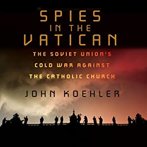 Spies in the Vatican Audiobook