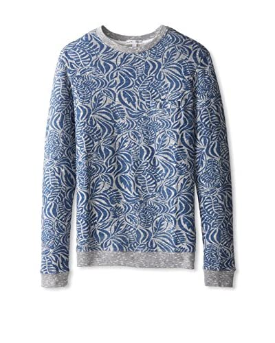 Slate & Stone Men's King Leaf Print Sweatshirt