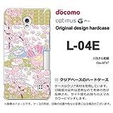 docomo Optimus G Pro L-04E ケース Optimus G Pro L-04E カバー ケース・ジャケット【パステル和柄/l04e-M747】