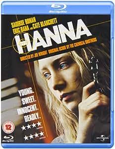 Hanna [Blu-ray] [Region Free]