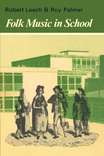Folk Music in School (Resources of Music)