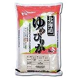 北海道 白米 新米 1等米 ゆめぴりか 内容量5kg 平成24年産