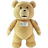 テッド テディベア Ted Talking Plush Teddy Bear おしゃべりぬいぐるみ「通常版」クリーントークバージョン (24-inch 等身大) import
