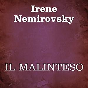 Il malinteso [The Misunderstanding] Audiobook