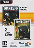 Commandos: Behind Enemy Lines and Beyond The Call of Duty - Double Pack (PC)
