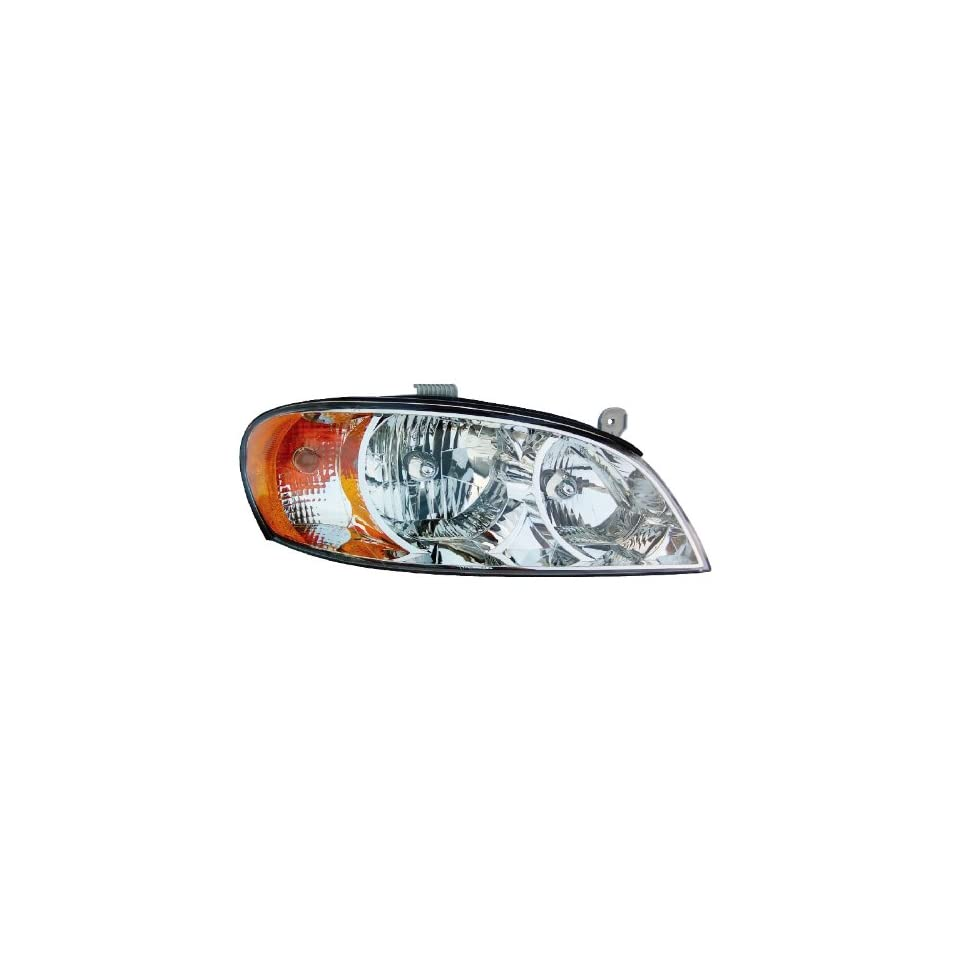 OE Replacement Nissan/Datsun Pathfinder Driver/Passenger Side Fog Light Assembly (Partslink Number NI2592113)